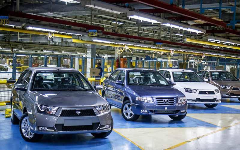 قیمت خودروی داخلی با وجود رکود بازار افزایش یافت