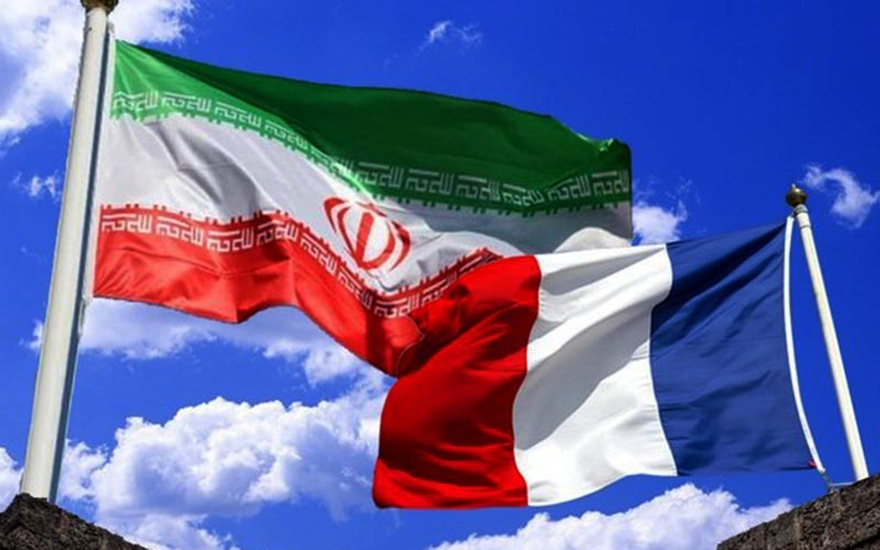مبادلات تجاری فرانسه با ایران ادامه دارد