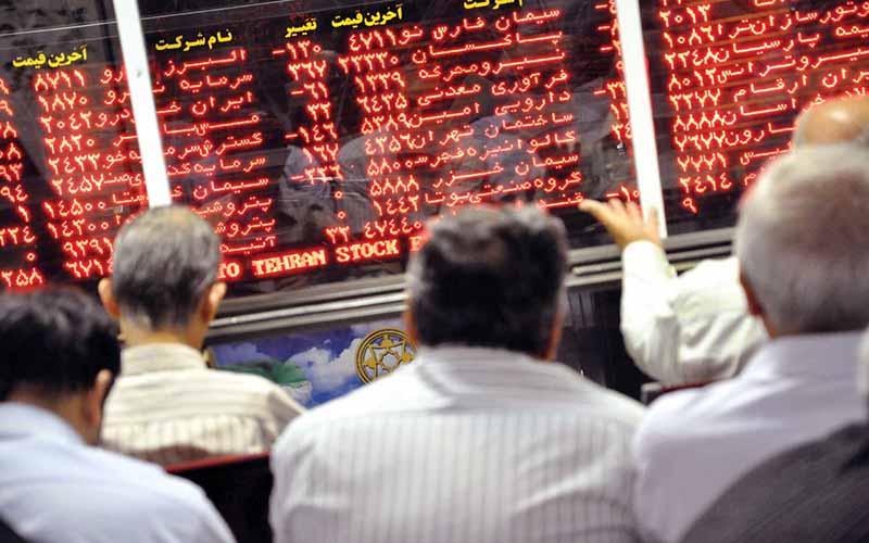 بازگشت بورس تهران به کانال ۹۷ هزار واحدی