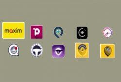 تاکسیهای آنلاین