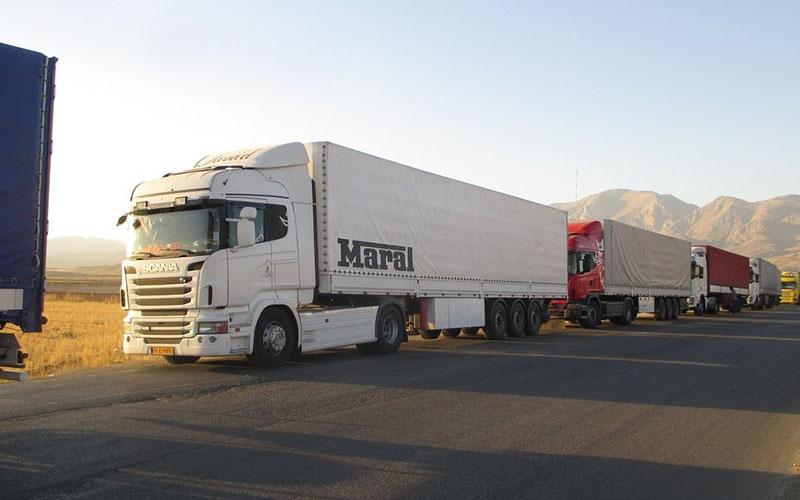 رشد ۲۰ درصدی ترانزیت کالا از ایران در سال ۹۶
