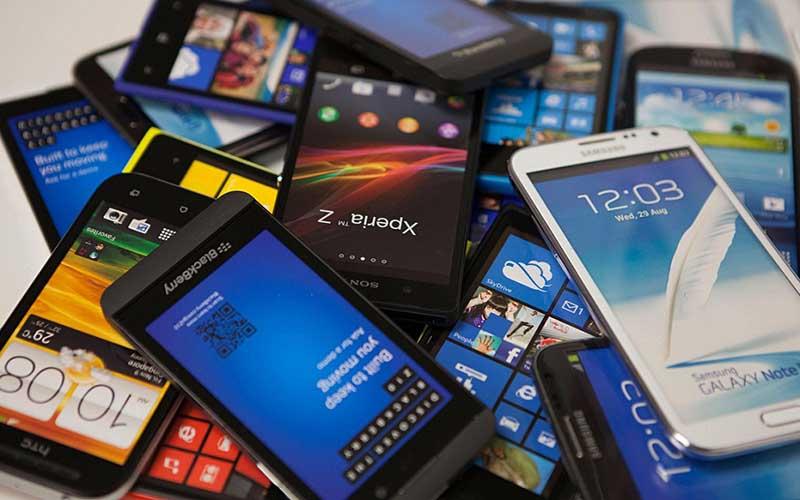 رجیستری غیر قانونی ۵۰ هزار تلفن همراه
