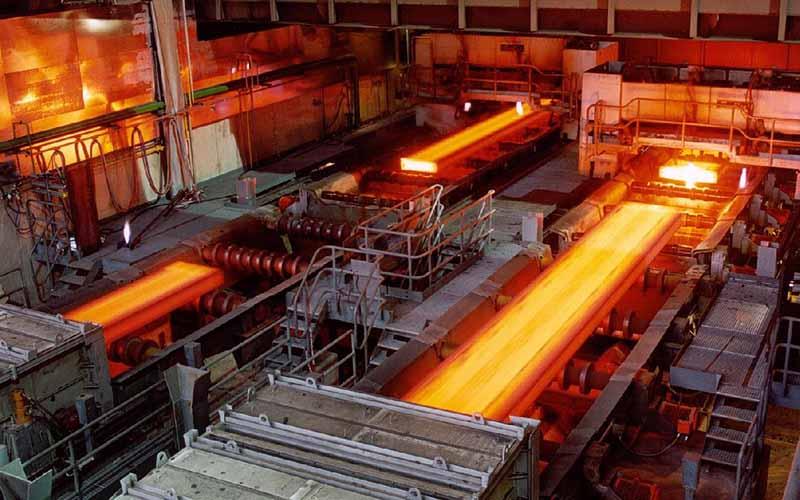 تولید فولاد خام ۱۳ درصد افزایش یافت