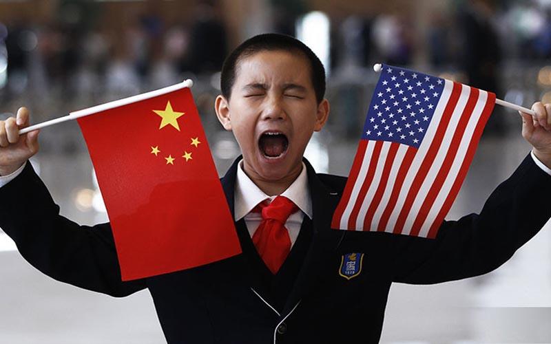 تشکیل جبهه متحد چین و اروپا مقابل آمریکا