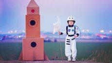 خلاقیت کودکان آزادی عمل تجربه