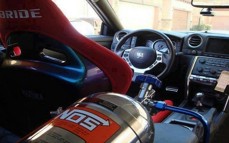تاثیر «NOS» یا «نیتروژن اکسید» بر روی خودروها چگونه است؟