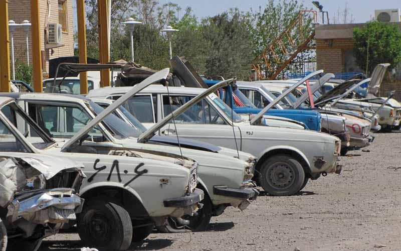 کارت سوخت خودروهای فرسوده باطل میشود