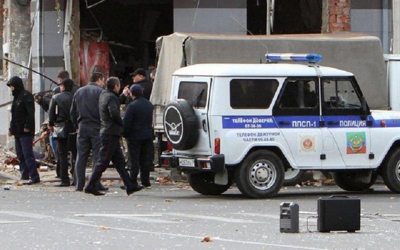 داعش مسئولیت حمله به کلیسای داغستان را برعهدهگرفت