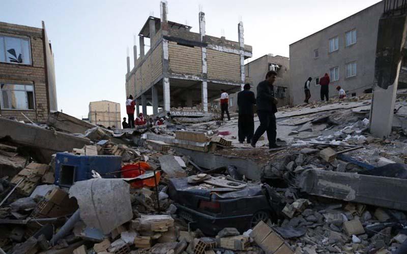 خسارت پرداختی بیمه آرمان به زلزلهزدگان کرمانشاه