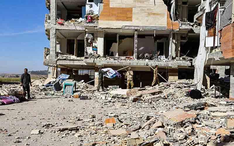 پرداخت 890 میلیارد ریال خسارت به زلزلهزدگان کرمانشاه