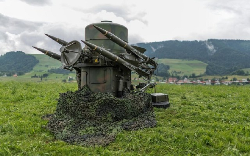 افزایش ۸۰ درصدی صادرات سلاح از سوئیس