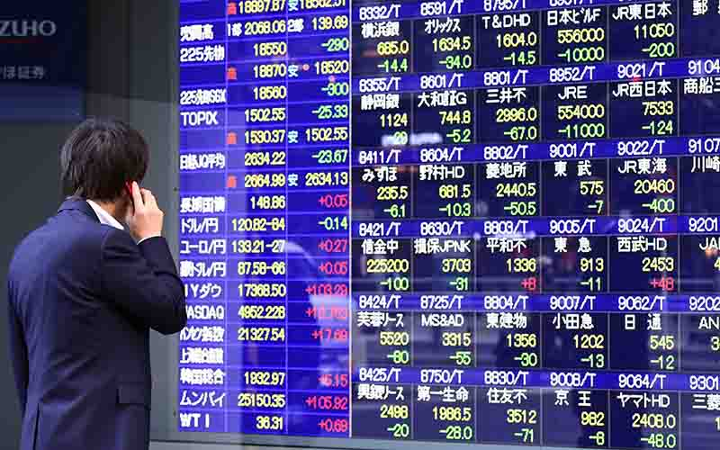 روز آرام سهام آسیایی به دنبال بازگشت والاستریت از سقوط