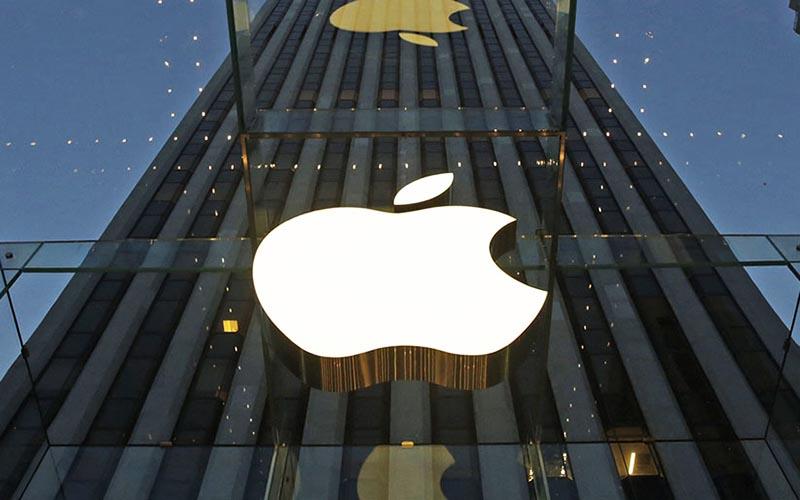 ارزش سهام اپل ۵ درصد کاهش یافت