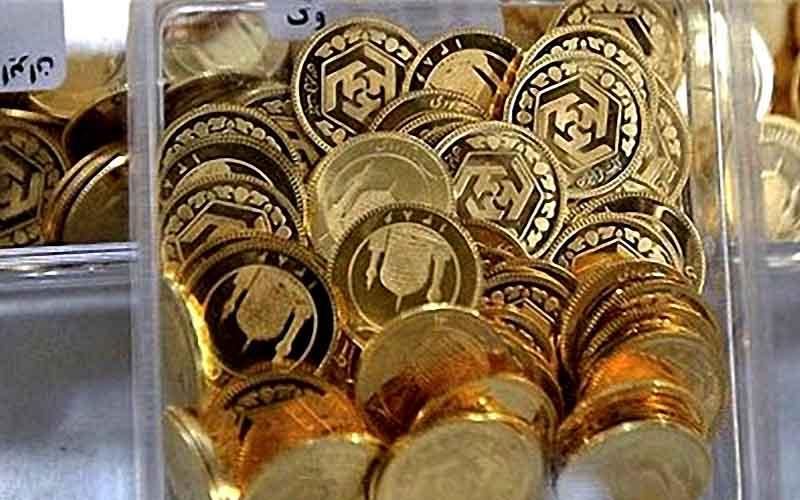 تحویل ۹۰۰ هزار سکه