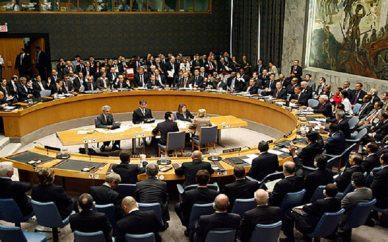 نشست اضطراری شورای امنیت به درخواست انگلیس