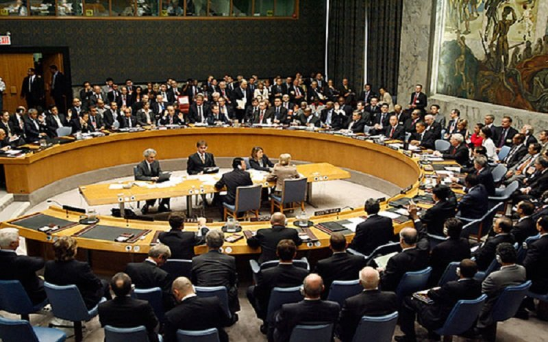 تمدید تحریمهای تسلیحاتی علیه ایران رأی نیاورد