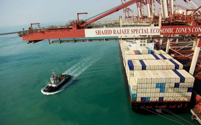 افزایش صادرات ایران به چین در سال ۲۰۱۷