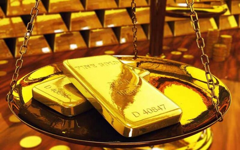 افزایش ۱٫۵ دلاری قیمت طلا در بازارهای جهانی