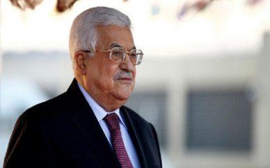 درخواست مذاکرات صلح بدون نظارت آمریکا توسط محمود عباس در شورای امنیت