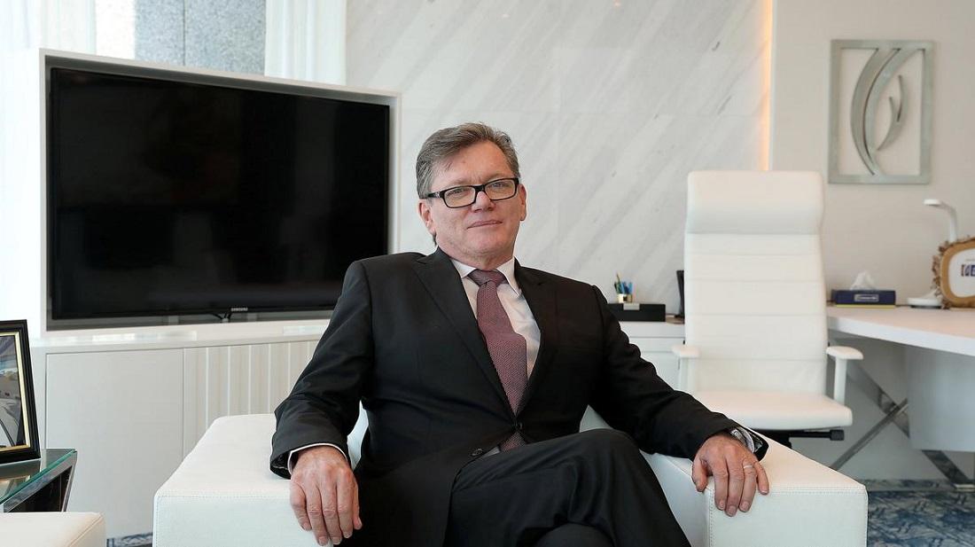 مدیر ارشد اجرایی شغلی پردرآمد در امارات