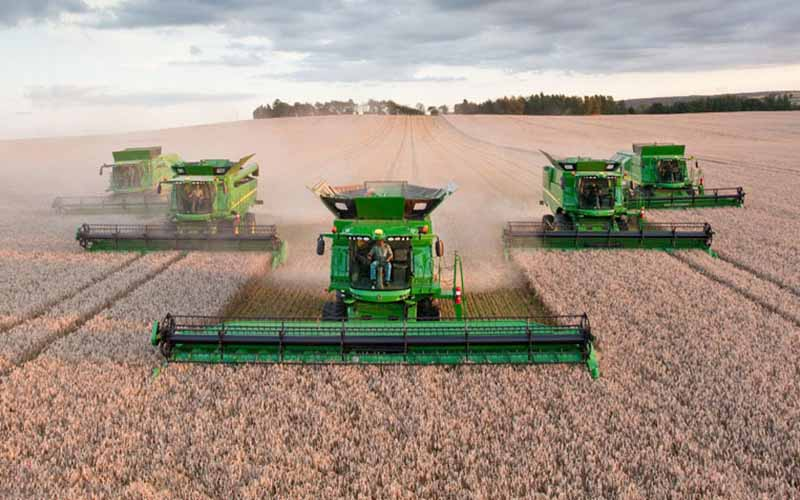 افزایش سالانه ۶ درصدی بهرهوری آب در بخش کشاورزی