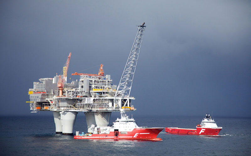 پیشنهاد هند برای سرمایهگذاری در میدان گازی فرزاد