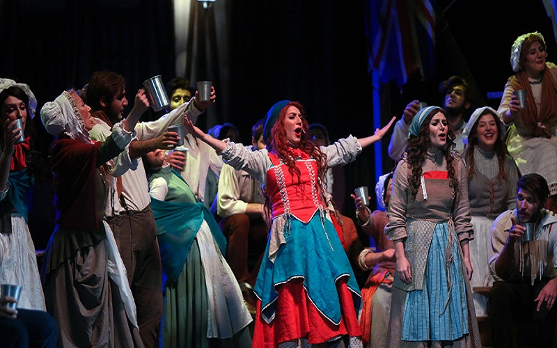 رکورد جدید «الیور توئیست» در عرصه تئاتر ایران