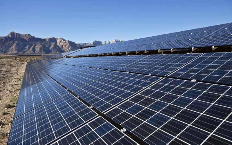 امضای تفاهمنامه 50 مگاوات نیروگاه خورشیدی
