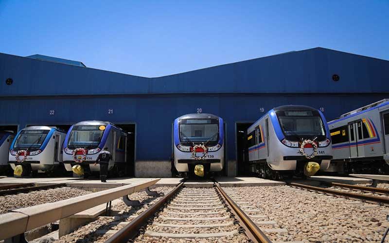 خریداری ۶۳۰ واگن برای متروی تهران