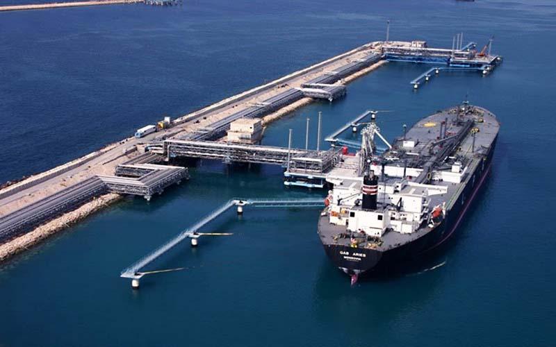 صادرات حدود ۲.۶ میلیون بشکه نفت ایران در ماه فوریه