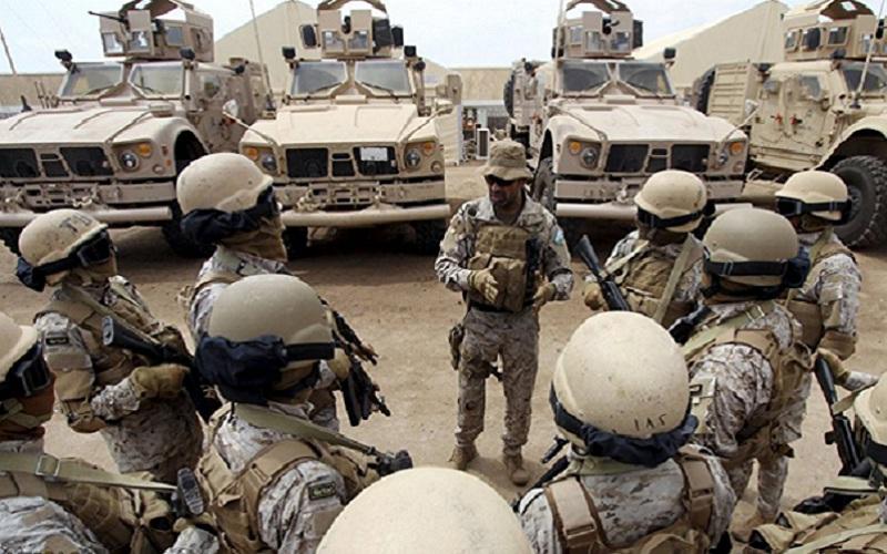 کشتهشدن هفت نظامی سعودی در جنوب عربستان