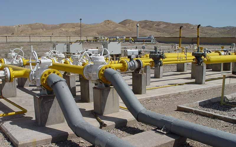 طرح گازرسانی به نیروگاهها رو به پایان است