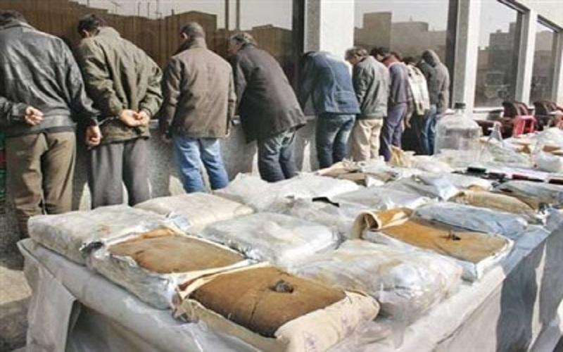انهدام مخفیگاه موادفروشان در شرق تهران