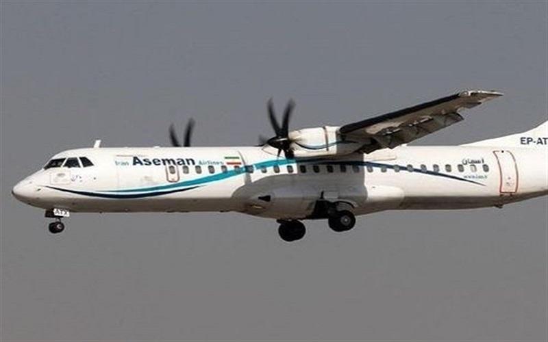هواپیمای ATR نقص فنی نداشته است