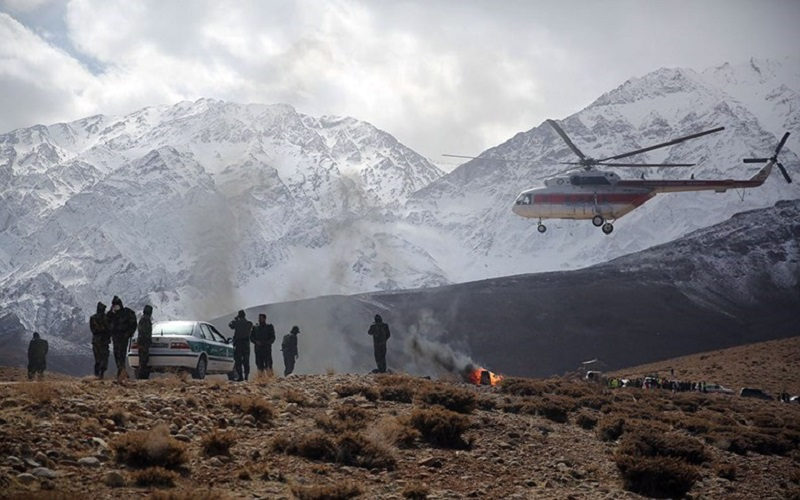 توضیحاتی در رابطه با کشف پیکر خلبان در حادثه سقوط هواپیمای آسمان