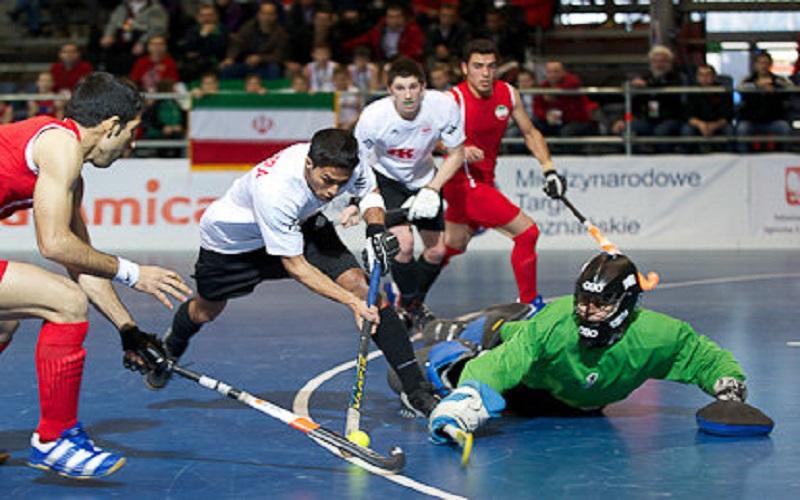 اولین شکست تیم ملی هاکی ایران مقابل میزبان