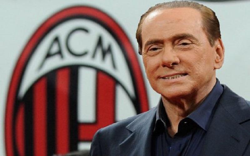 انتقاد برلوسکونی از رئیس جدید میلان