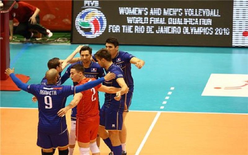 فرانسه میزبان مرحله نهایی لیگ ملتهای والیبال ۲۰۱۸