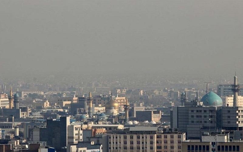 افزایش قابل توجه آلایندهها در آسمان ۵ استان