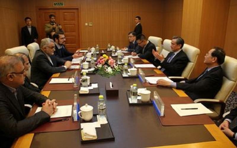 وزیر خارجه چین بر پایبندی پکن به برجام تاکید کرد