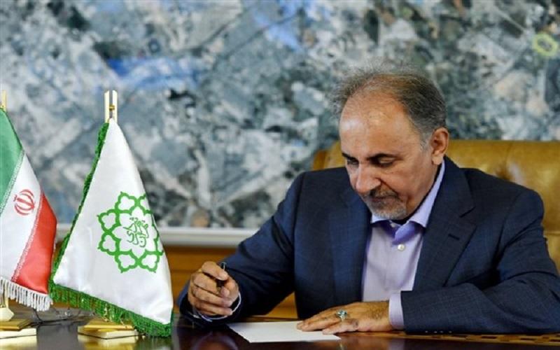 شهردار تهران جان باختن مسافران هواپیما آسمان را تسلیت گفت