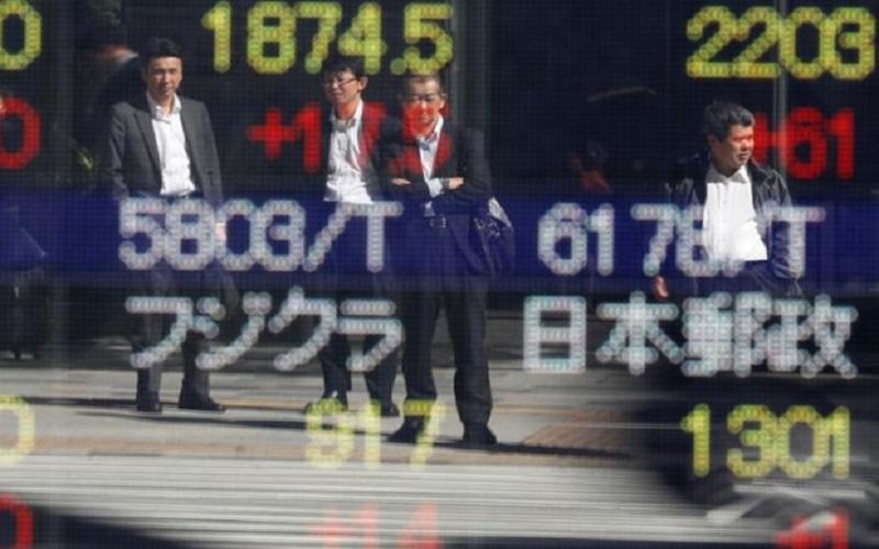 سقوط سهام آسیایی با نگرانی از افزایش نرخ بهره آمریکا