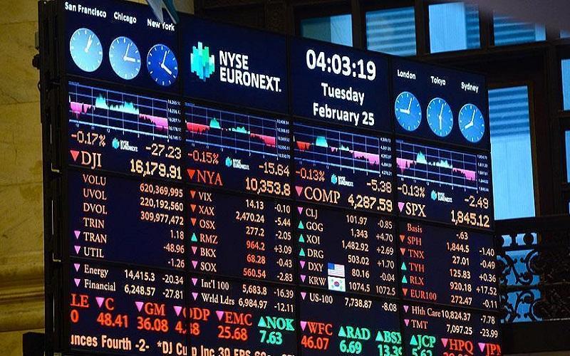 ارزش سهام در بورسهای اروپایی افزایش یافت