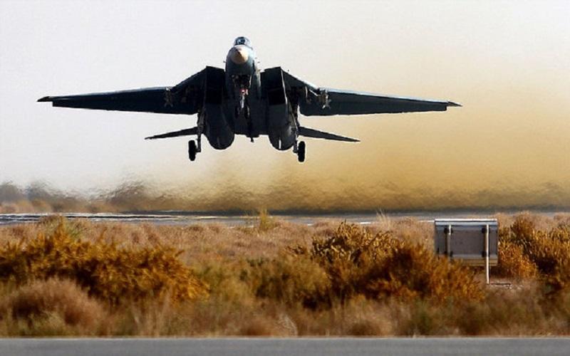 اورهال سه فروند هواپیما در پایگاه هوایی شهید بابایی