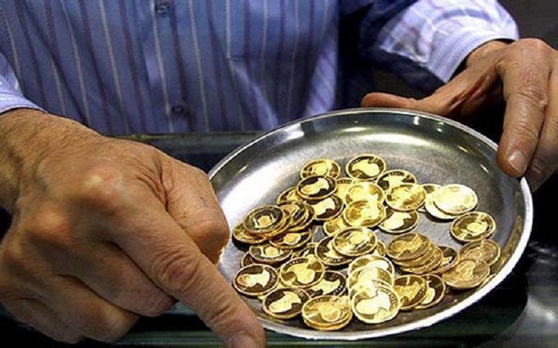 افزایش ۵۴ هزار تومانی قیمت سکه طرح جدید