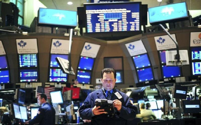 شاخص سهام در بازار بورس آمریکا سقوط کرد