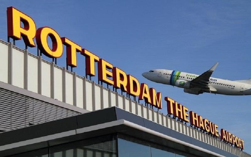 مسافران فرودگاه روتردام هلند تخلیه شدند
