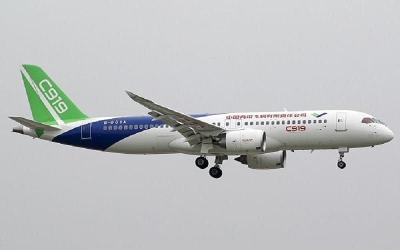 اولین هواپیمای چین ۲۰۲۱ وارد بازار میشود