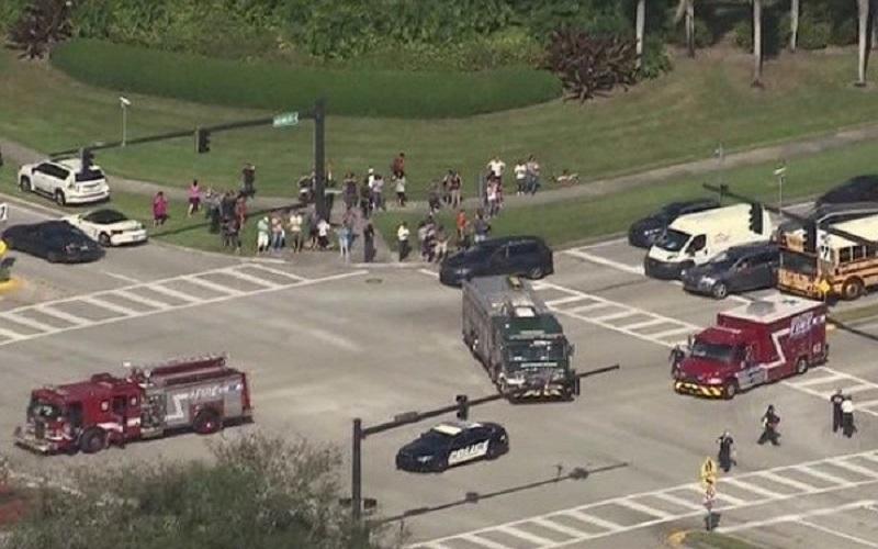 تیراندازی مرگبار در دبیرستانی در فلوریدا