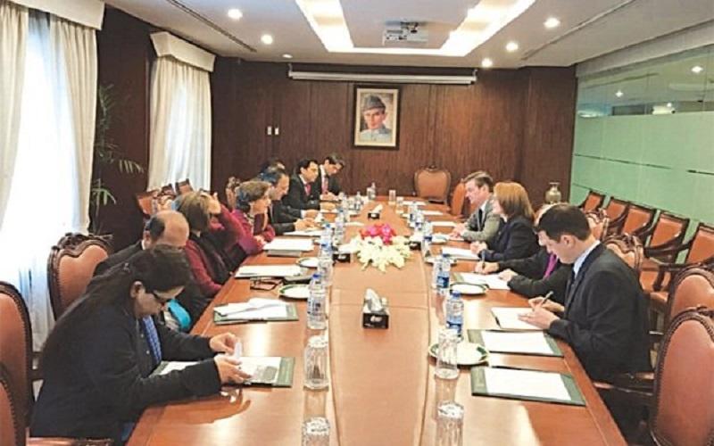 واشنگتن بهدنبال یک رابطه جدید با اسلامآباد است